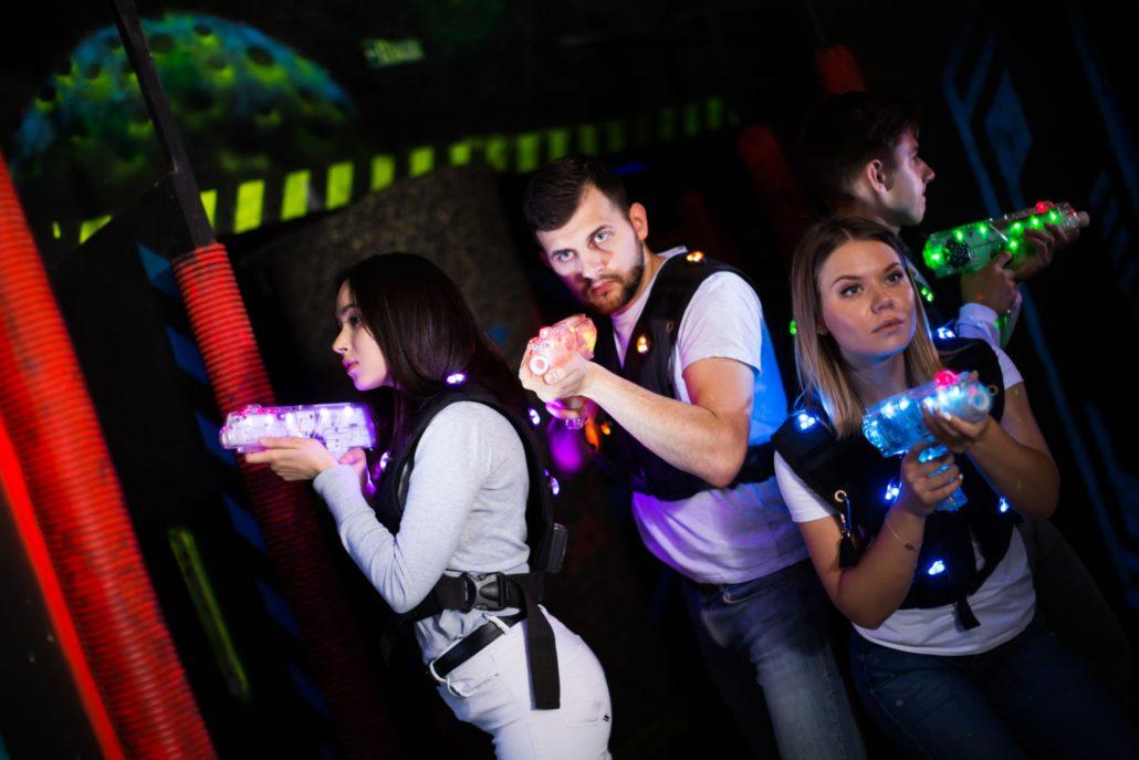 Lasertag-Lasergame-Arena-Oberfranken